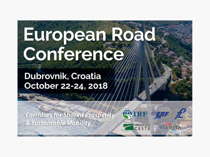 European Road Conference - Corridors for Shared prosperity