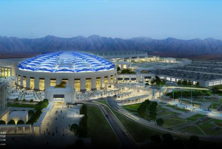 Oman Convention and Exhibition Centre